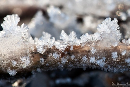 frost that looks like cut gems and diamonds