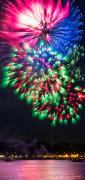 Dynamic Focus Fireworks