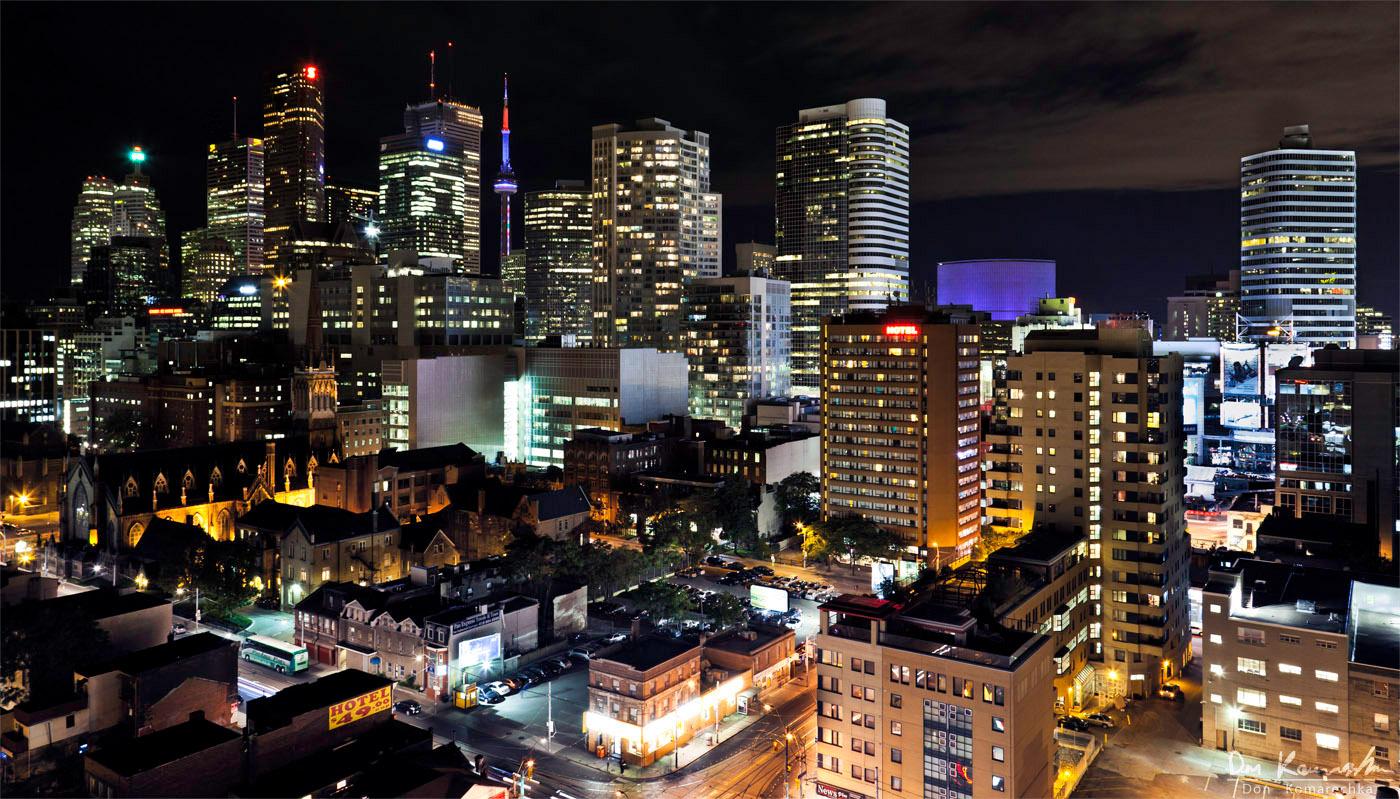 Don Komarechka Photography Barrie Ontario 187 Glowing City